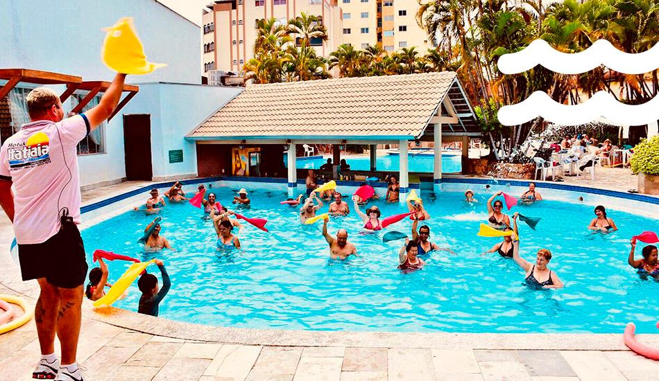 Imagem ilustrativa do Apartamento da oferta: Hotel Itatiaia